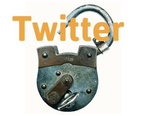 """Das ungelöste """"Social"""" Sicherheitsproblem bei Twitter"""