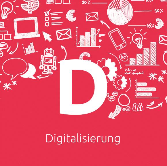 D wie Digitalisierung
