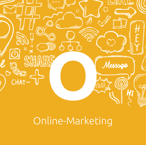 O as in Online Marketing